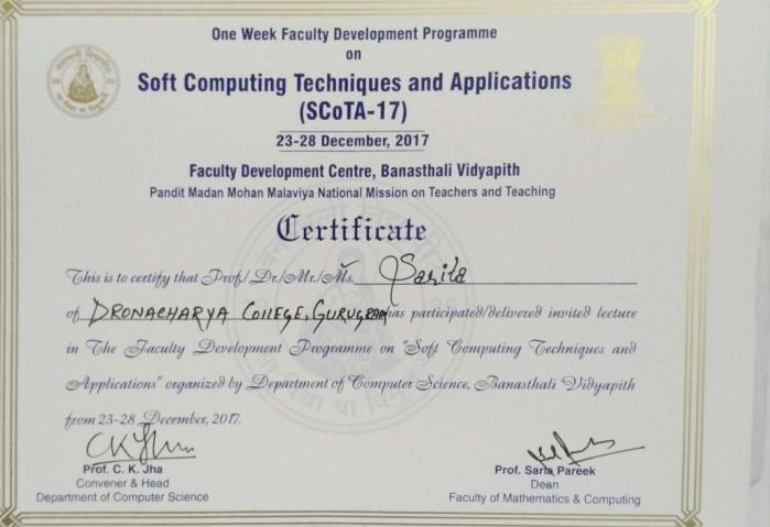 Dronacharya College Of Engineering Delhi Ncr Official Website