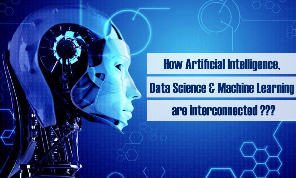 How Artificial Intelligence, Data Science and Machine Learning are interconnected ???