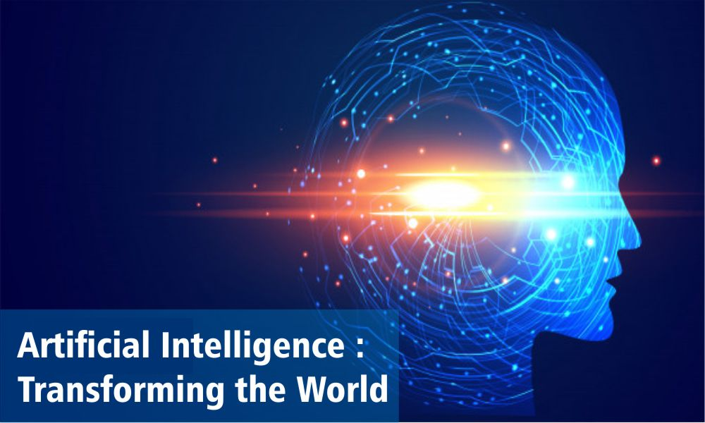 Artificial Intelligence : Transforming the World