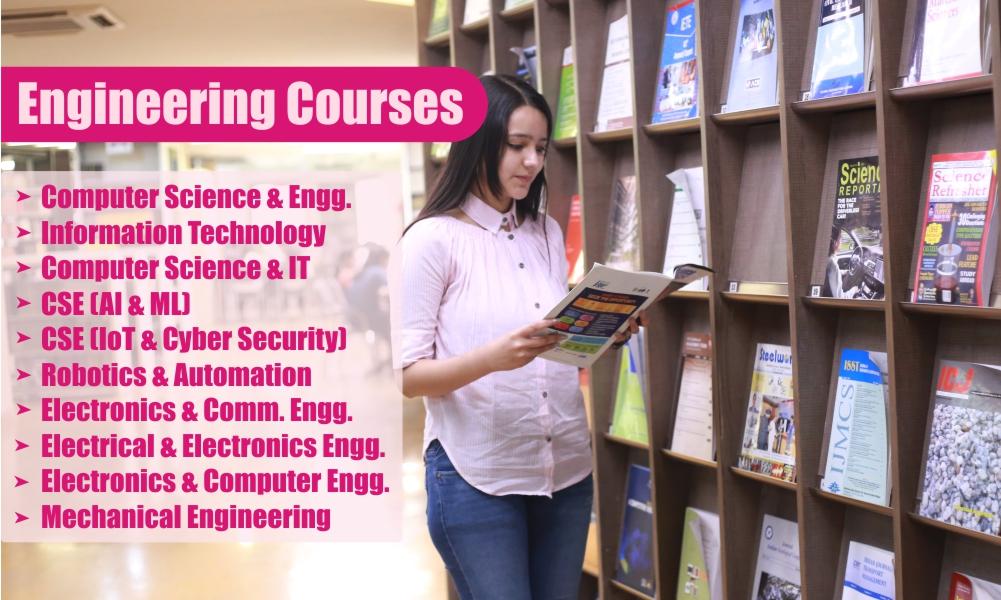 Engineering Course in Delhi NCR Open Doors for Professional Advancement Career