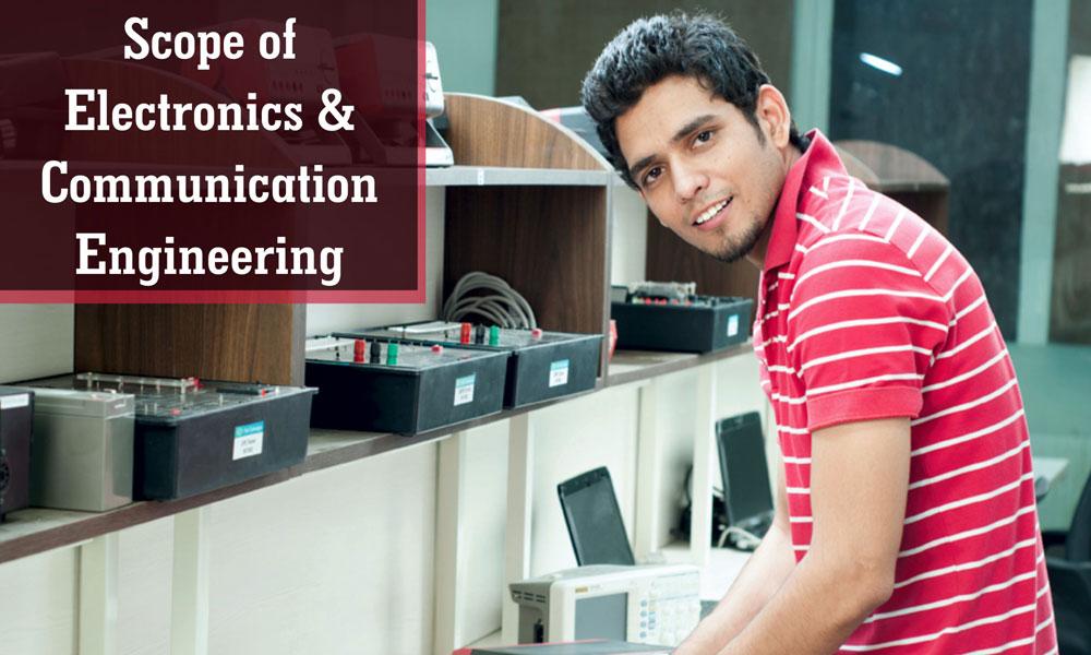 Scope of Electronics and Communication Engineering